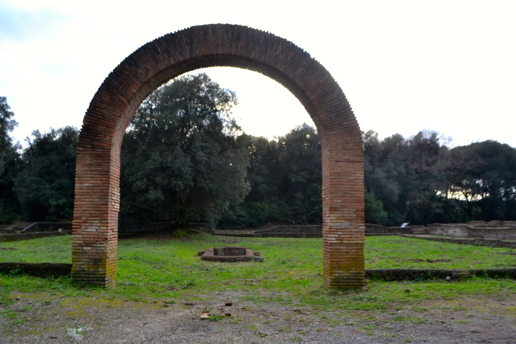 Villa della Palombara - foto di Federica Sequi