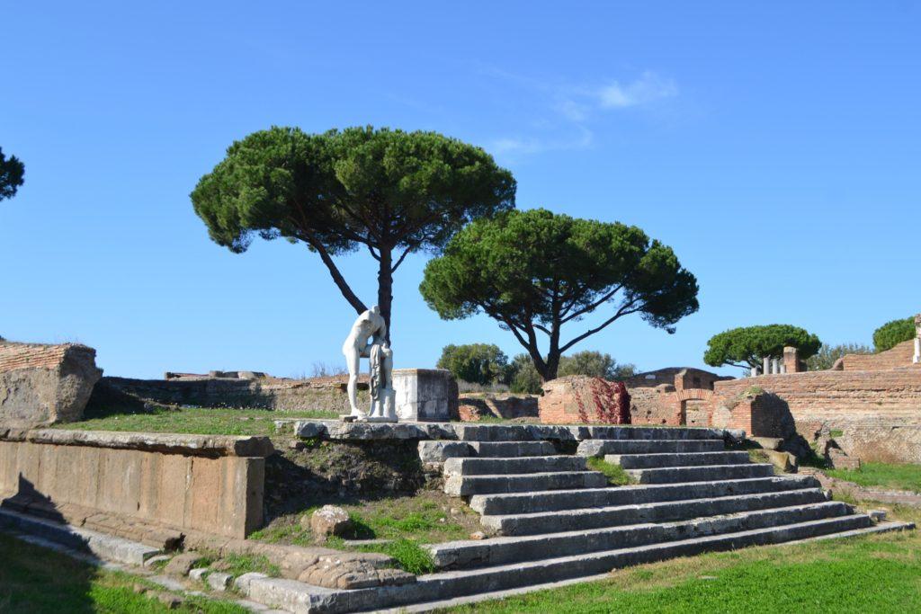 Scavi di Ostia Antica - foto di Federica Sequi