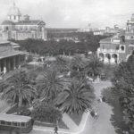 Piazza della Stazione, 1932