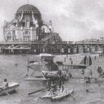 Rotonda a mare dello stabilimento Roma, 1926