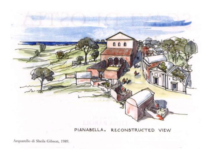Ricostruzione Basilica di Pianabella