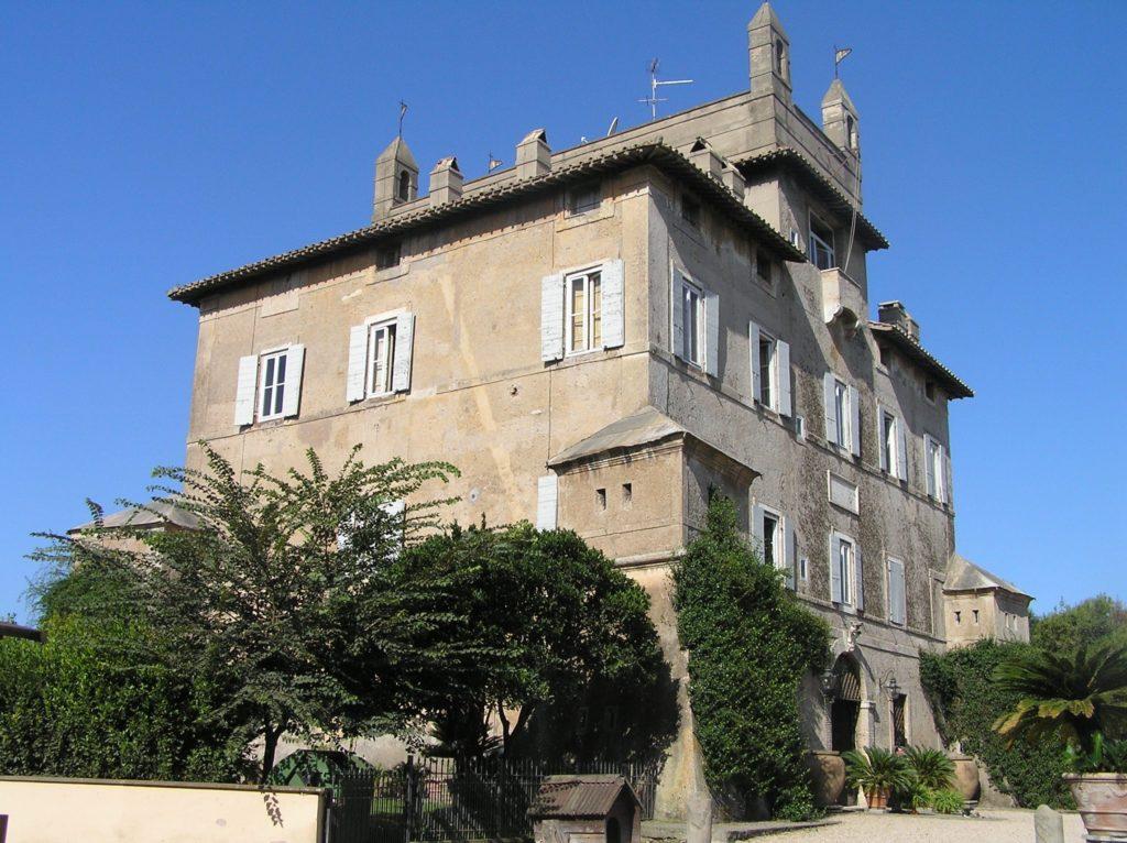 Villa Chigi - foto di Amareroma.com