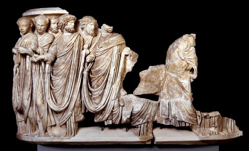 Sarcofago di Acilia