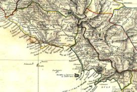 Castelfusano la via Severiana - foto di Wikipedia