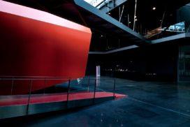 Il foyer e la sala conferenza Foto di Altrospazio
