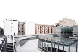 La grande terrazza - Foto di Altrospazio