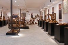 Mostra Leonardo Experience - Foto di www.leonardodavincimuseo.com