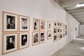 Opere della Collezione MACRO nella sala bianca - Foto di Altrospazio