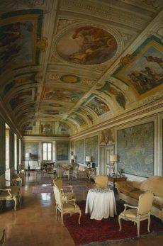 CastelFusano - Villa Sacchetti Chigi (interno)