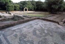 Mosaico Villa di Plinio