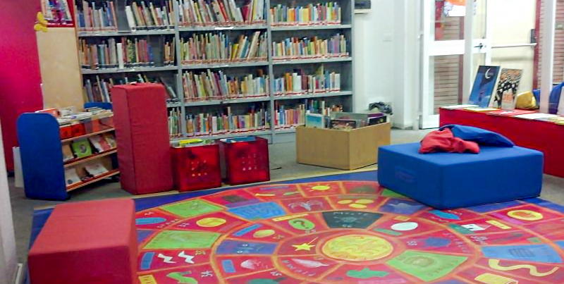 Biblioteca europea roma marittima