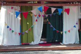 La tenda delle Storie