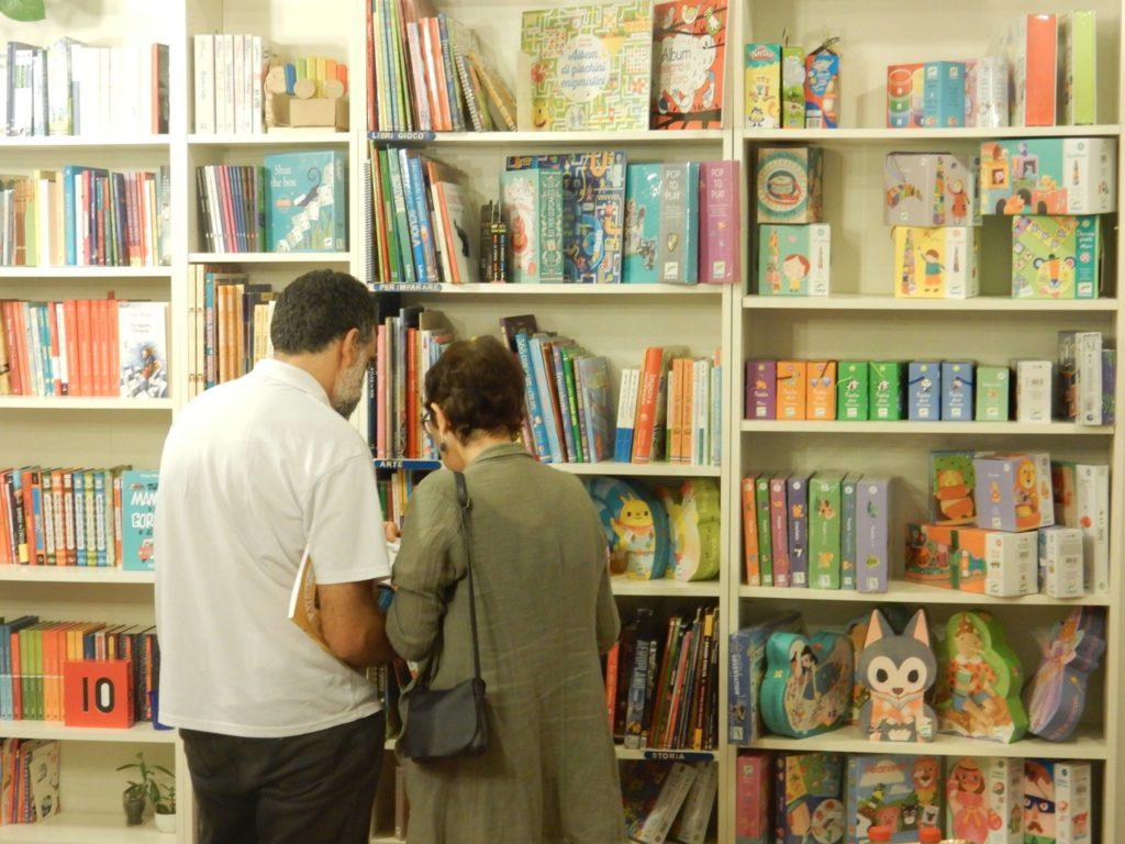 Libreria Ponte Ponente - Roma Marittima
