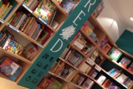 Libreria Read Red Road