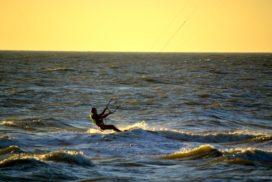 Kitesurf ai Cancelli - foto di Federica Sequi