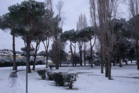 Parco Isola 33 neve 2012