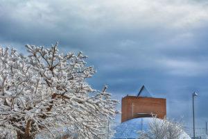 La neve del 2018 - Centro Beretta Molla