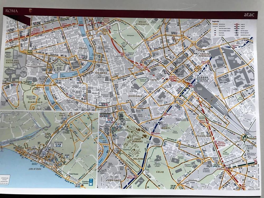 Cartina D Roma.Pronta Una Nuova Mappa Per Promuover Ostia E Dintorni Roma Marittima