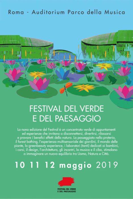Festival Del Verde E Del Paesaggio 2019 Roma Marittima