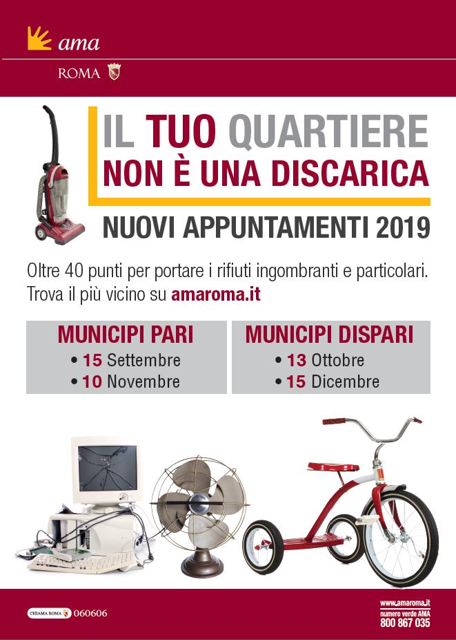 Raccolta Rifiuti Ingombranti Roma Calendario 2020.Torna Il Tuo Quartiere Non E Una Discarica Roma Marittima